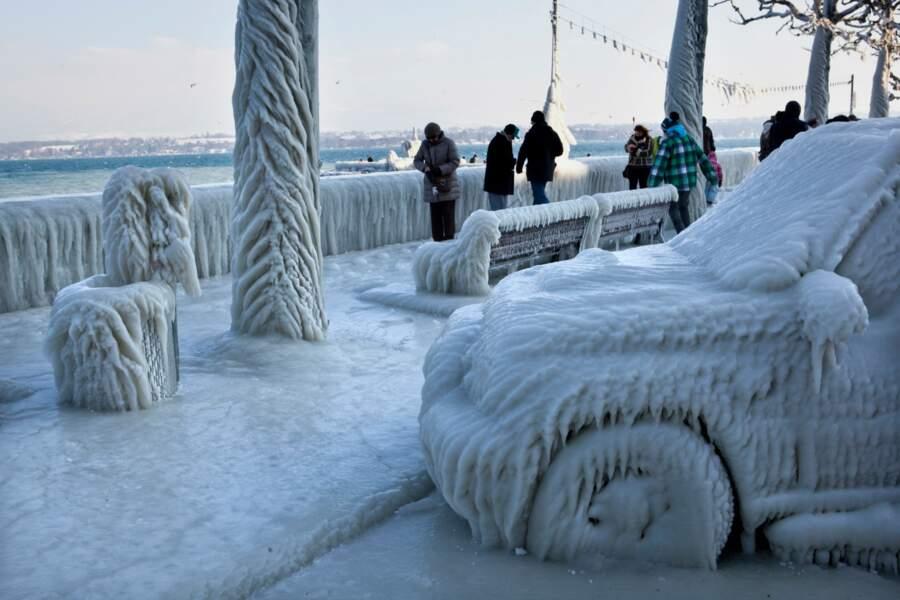 Vagues de froid, l'effet « kiss cool » du réchauffement de la planète