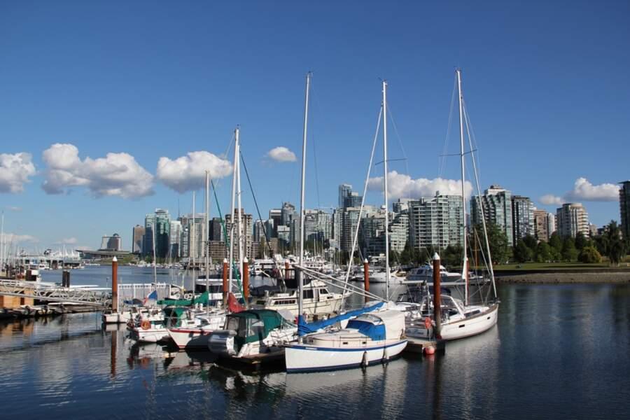 Canada - Séjour à Vancouver
