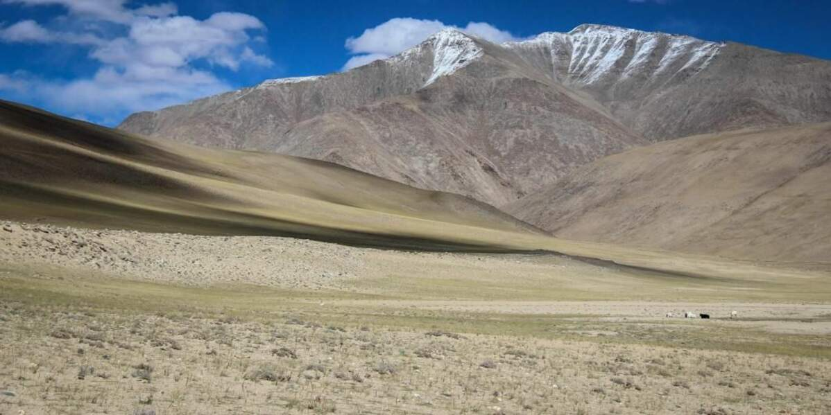 Photo prise au Ladakh (Inde), par vio trieves