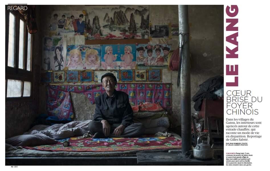 PORTFOLIO : Le kang, coeur brisé du foyer chinois