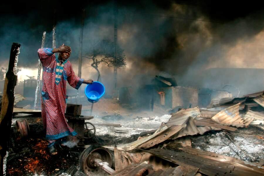 Nigeria : dans le ventre d'un géant