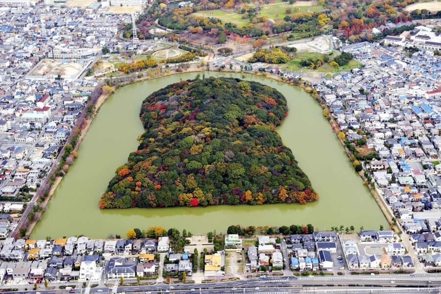 Ensemble de kofun de Mozu-Furuichi : tertres funéraires de l'ancien Japon