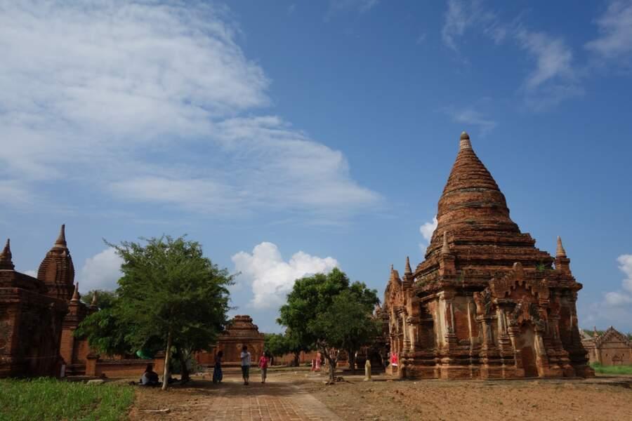 Bagan va pouvoir être dignement restaurée