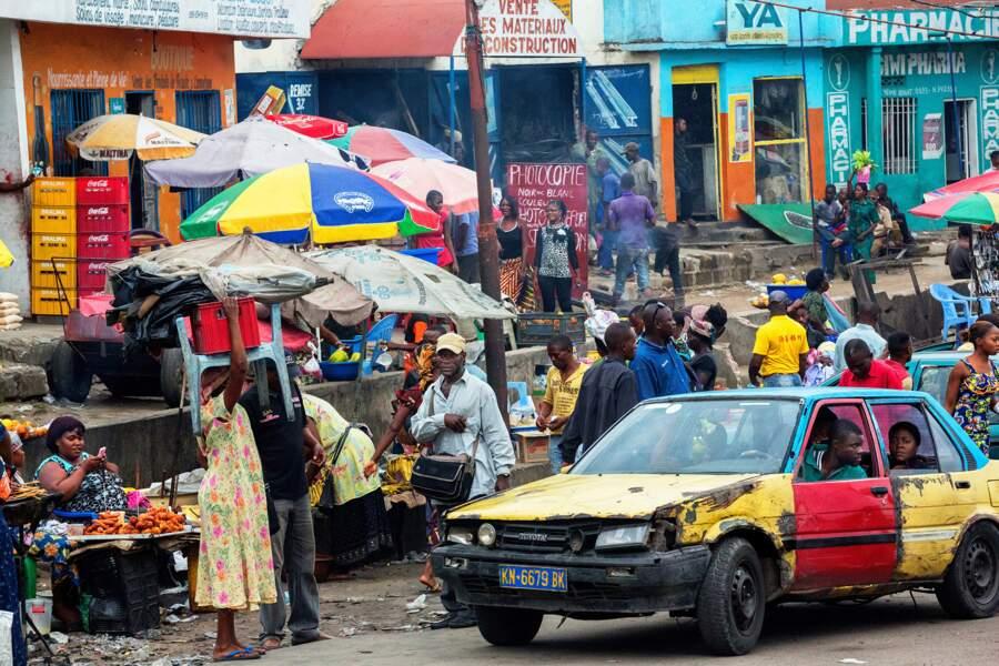 Kinshasa, République démocratique du Congo, 2012