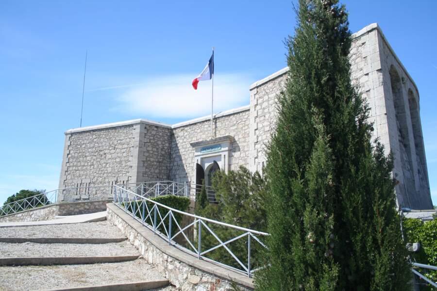Mémorial du débarquement des Alliés, mémoire de Toulon