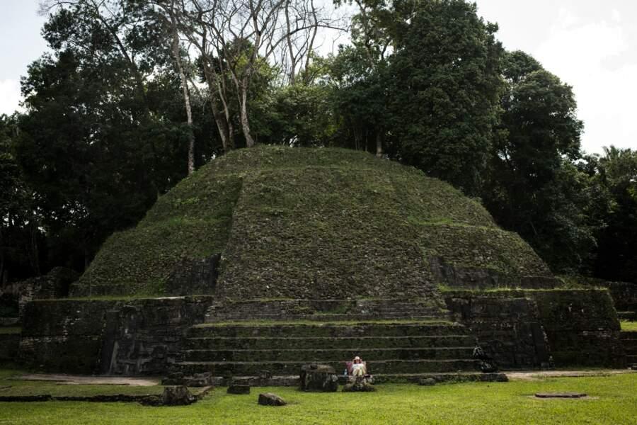 Caracol, un sommet de l'art des anciens Mayas