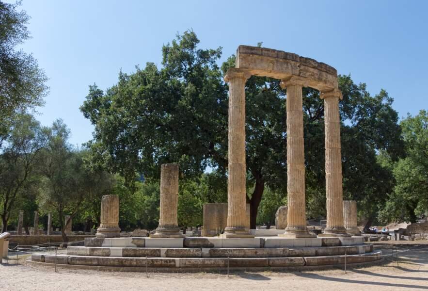 Olympie, Grèce