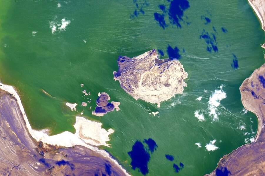 Mono Lake en Californie, Etats-Unis