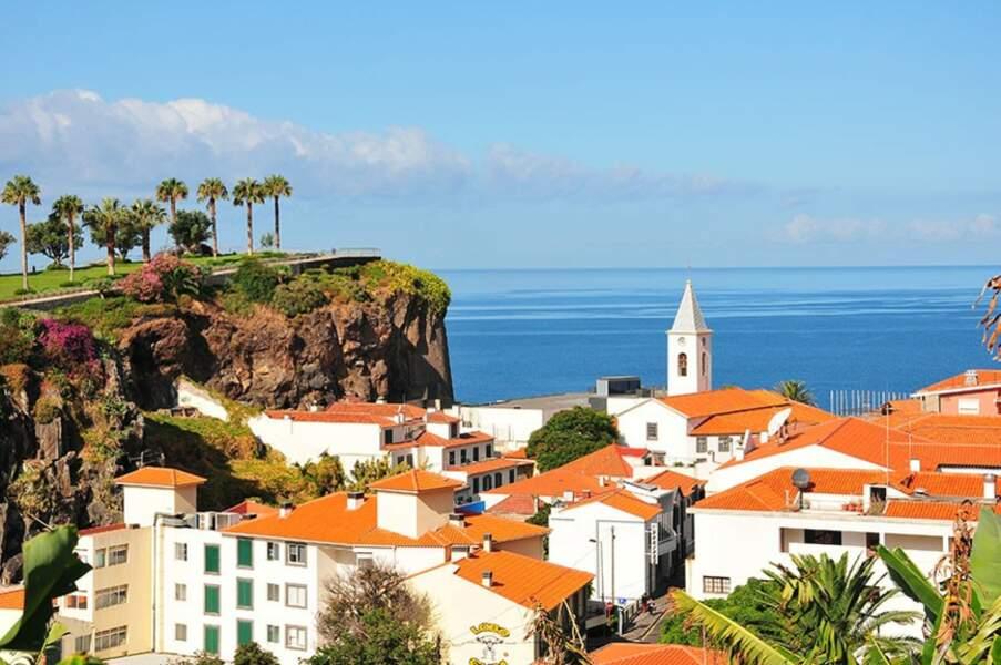 Portugal - Madère, petit coin de paradis