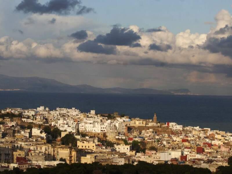 Diaporama n°11 : Tanger, la ville blanche