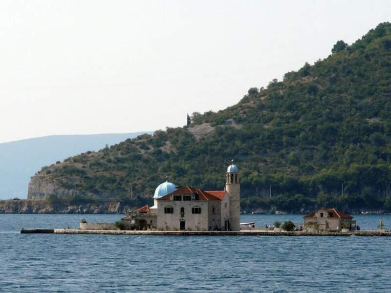 Diaporama n°12 : A la découverte de la baie de Kotor, au Monténégro