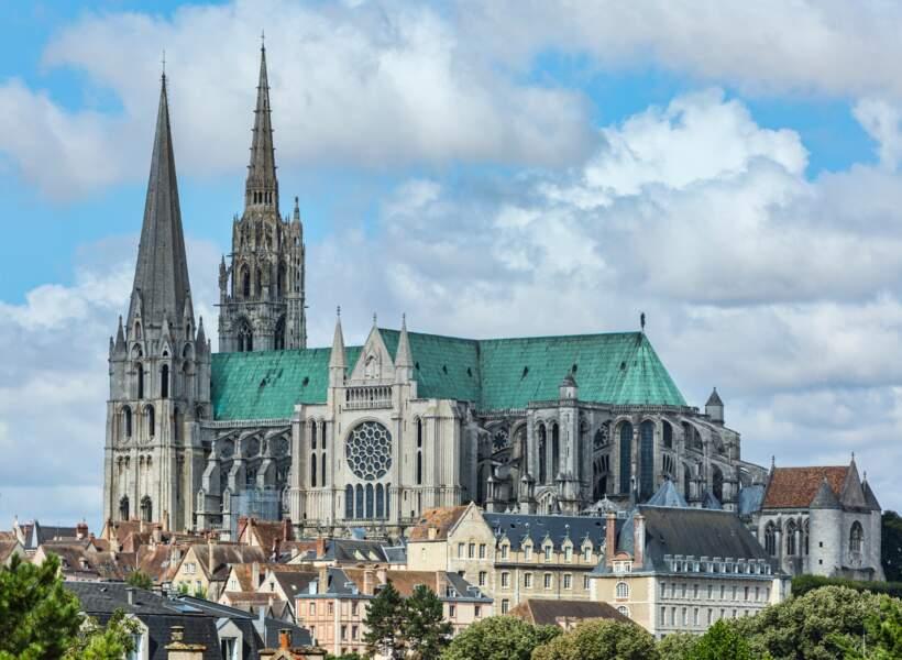 Cathédrale Notre-Dame de Chartres (Eure-et-Loir)