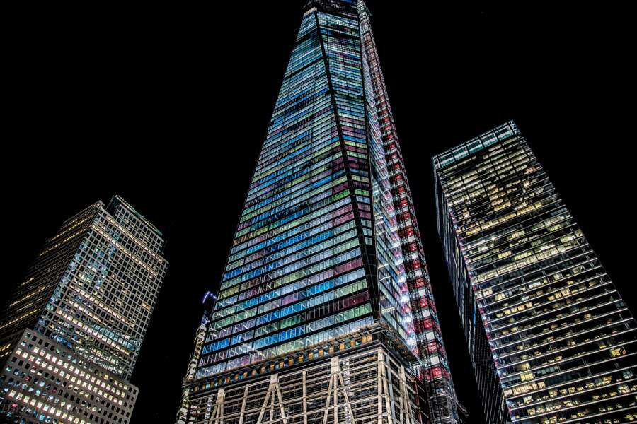 Contempler le One World Trade Center, symbole de renaissance