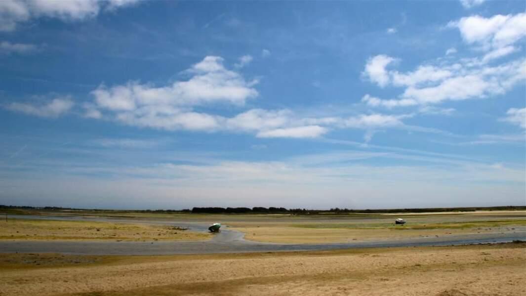 Photo prise à la dune de Mousterlin (Bretagne) par le GEOnaute : arobart