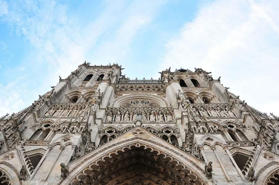 France - La cathédrale d'Amiens