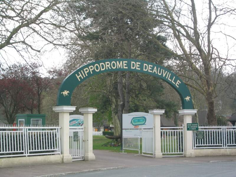 Les hippodromes de Deauville