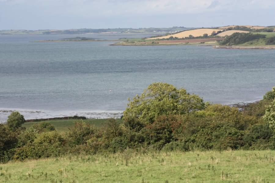 Strangford Lough, en Irlande du Nord : le camp de Robb Stark