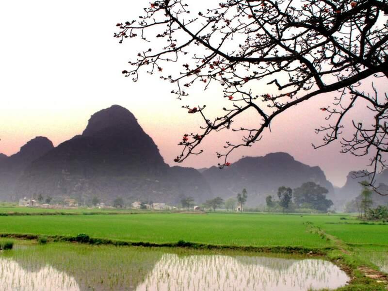 Diaporama n°15 : Le Vietnam du nord au sud