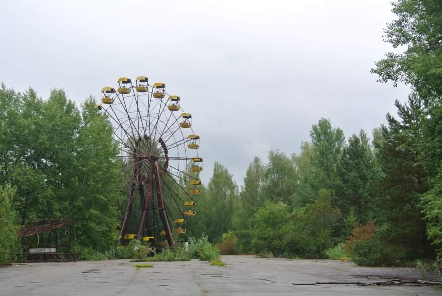 Des attractions fantômes