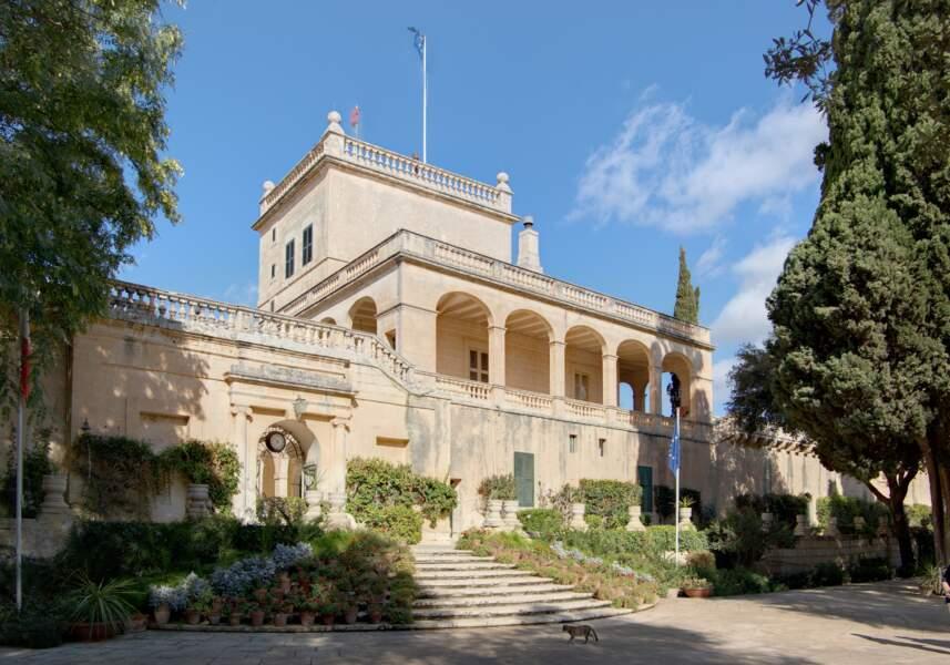 Le palais Saint-Antoine