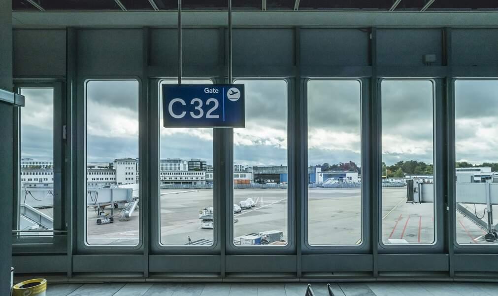 3 - Aéroport de Düsseldorf, Allemagne