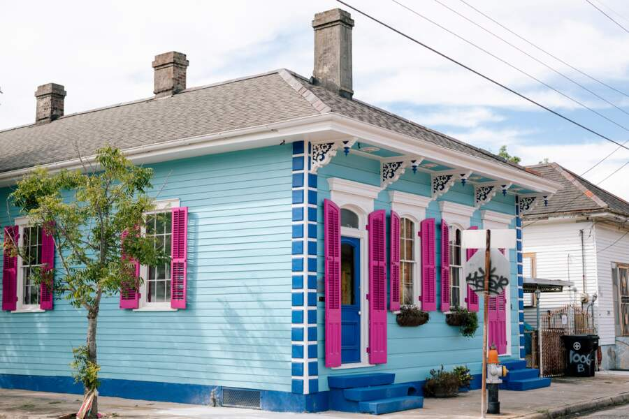 Maison de style créole