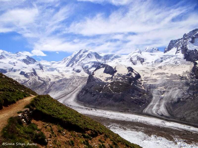 Alpes - Trekking du Mont-Rose, Zermatt : l'enfer au pays des glaces