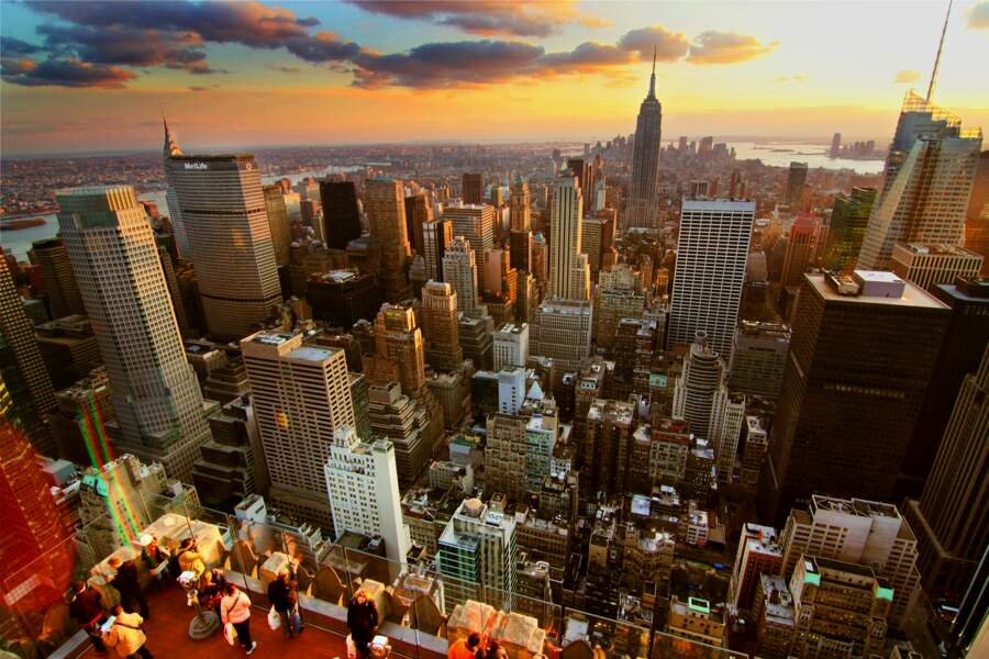New York, aux Etats-Unis