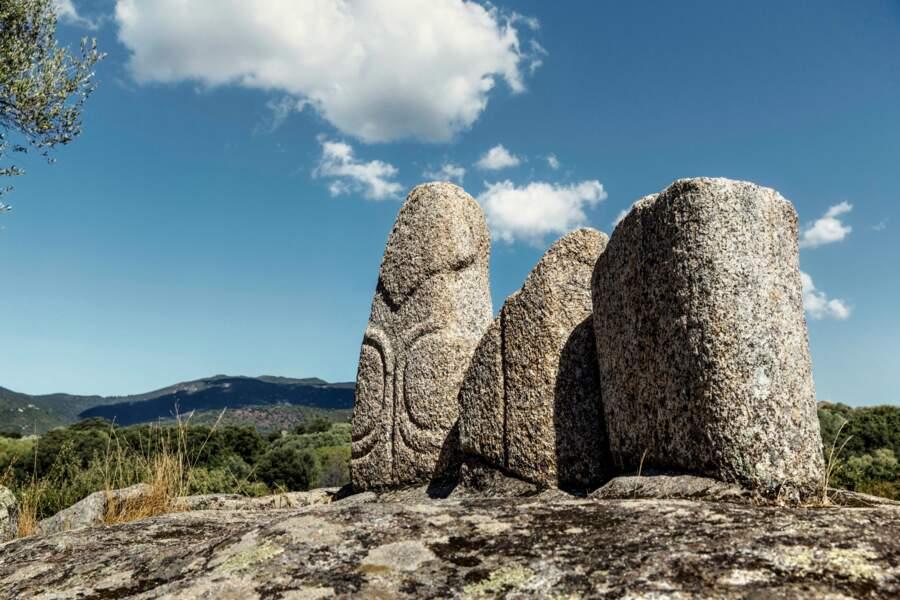 Le site prehistorique de Filitosa