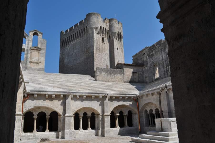Visiter l'abbaye de Montmajour