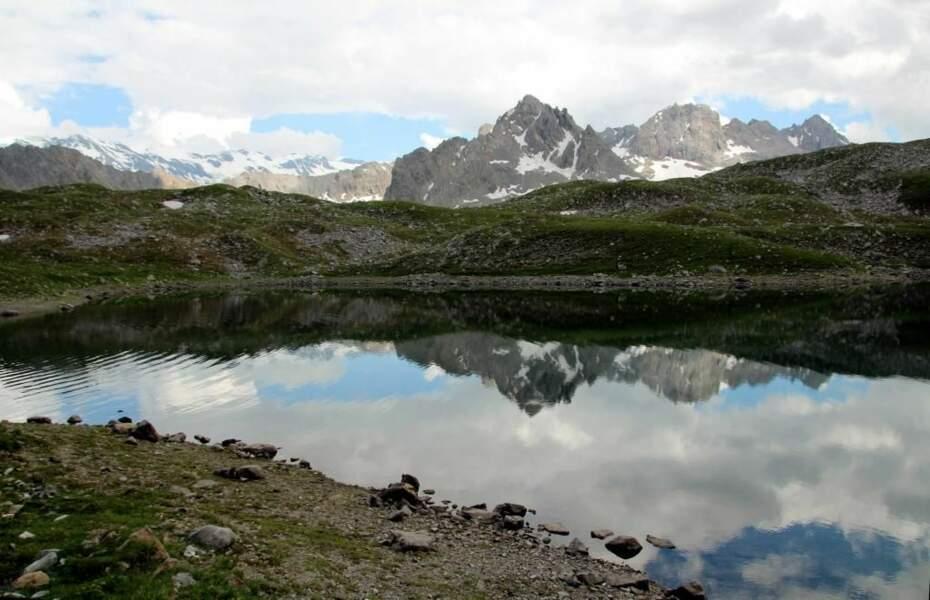 Photo prise au Lac Merlet (Rhône-Alpes) par le GEOnaute : jpbourdeilh