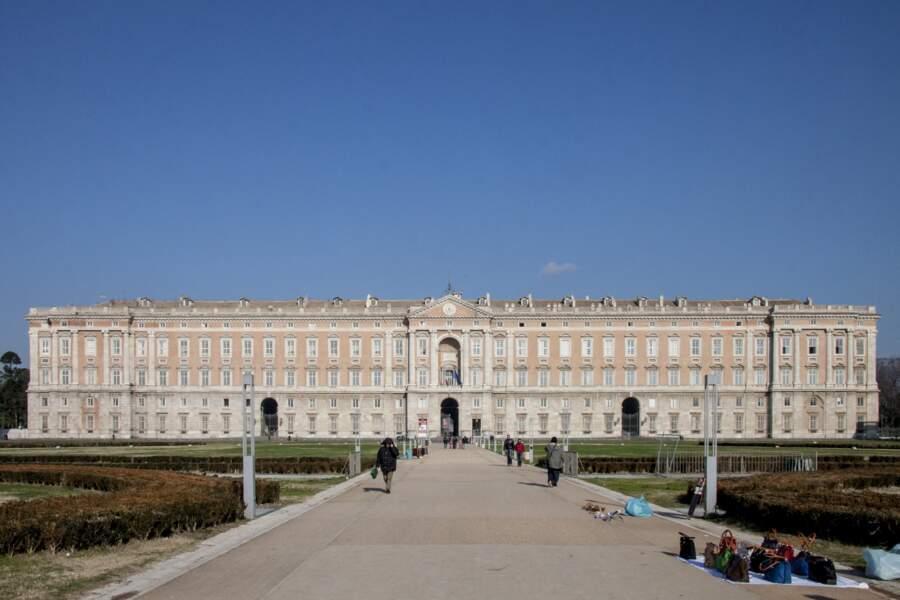 Caserte : le Versailles des italiens