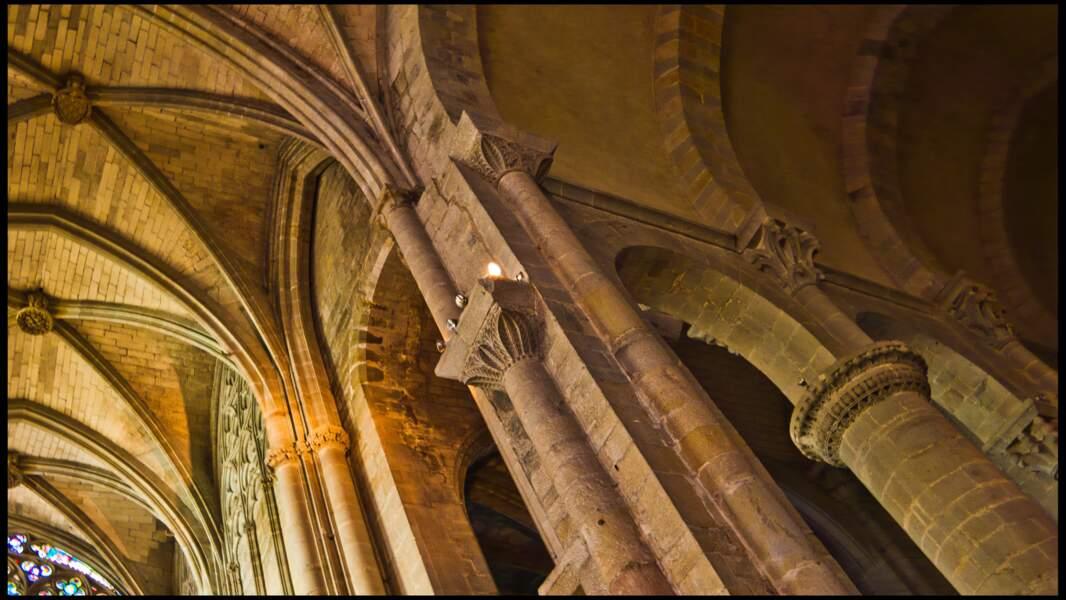 La basilique Saint-Nazaire et sa double architecture