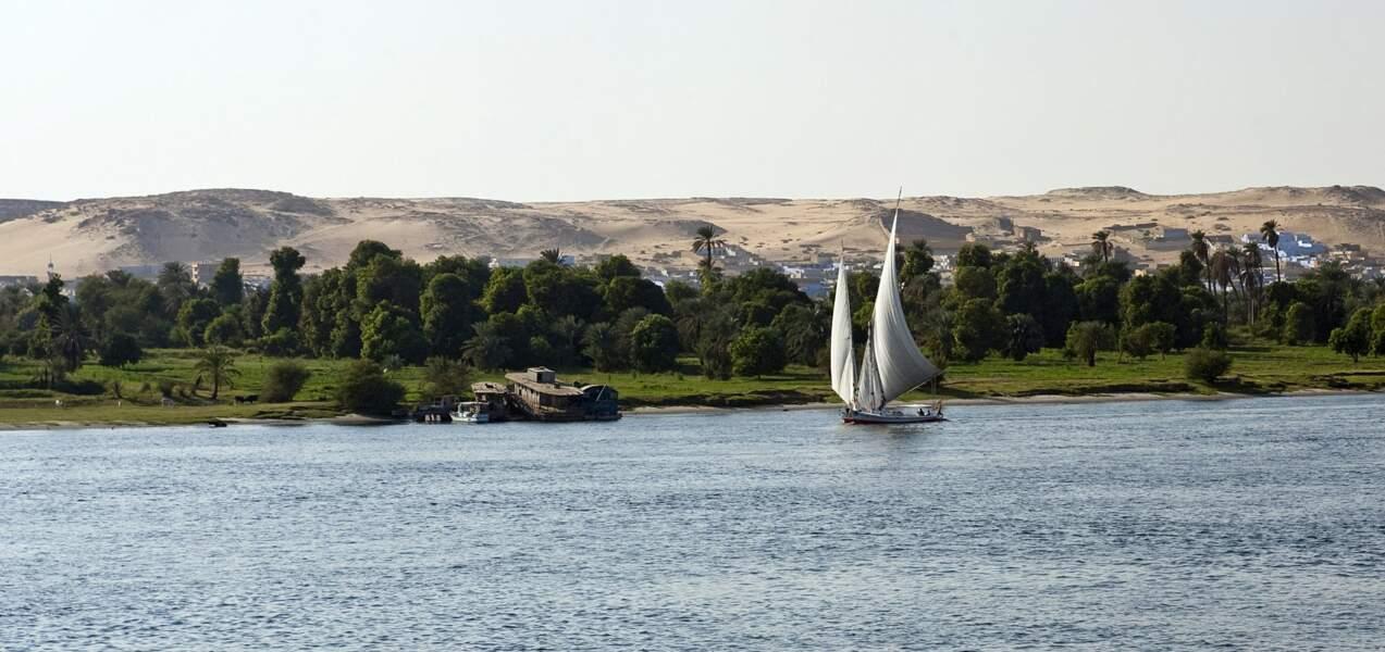 L'Égypte au fil du Nil, berceau de la civilisation égyptienne