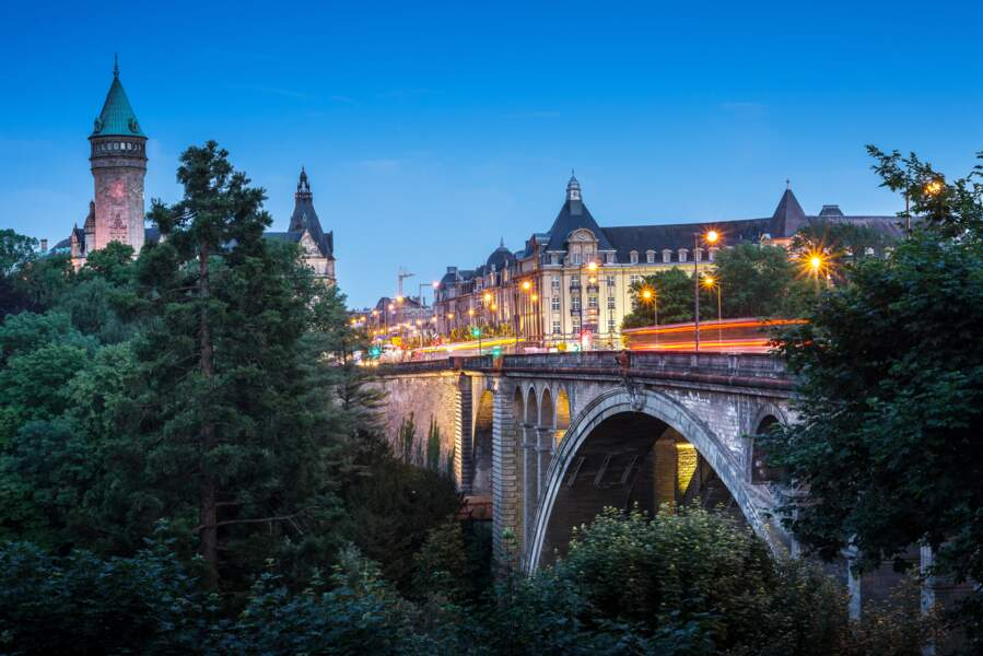 n°18 - Le Luxembourg