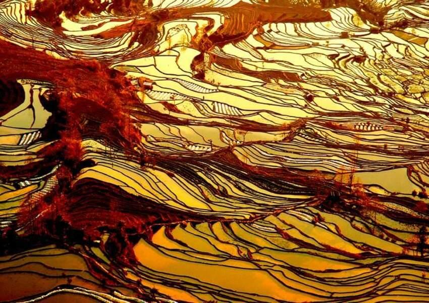 Photo prise dans la province du Yunnan (Chine) par le GEOnaute : ichauvel