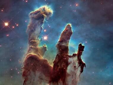 Les plus belles images de l'univers prises par le télescope Hubble en 2015