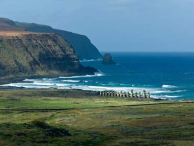 L'île de Pâques, la dernière frontière du Pacifique