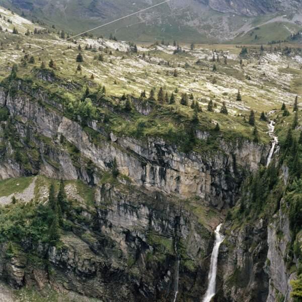 Le mont de Grange, Haute-Savoie
