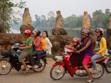 Cambodge : Angkor... et toujours vivant