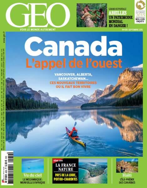Retrouvez l'intégralité de ce reportage dans le magazine GEO n° 439 (septembre 2015)