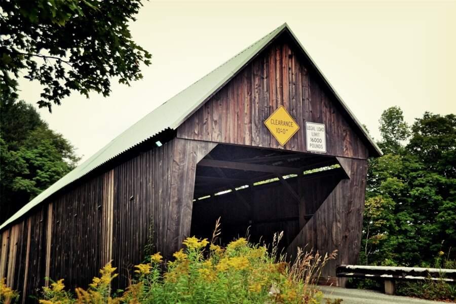 Etats-Unis - Une journée dans le Vermont