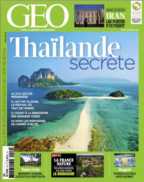 Retrouvez l'intégralité de ce reportage dans le magazine GEO n°440 (octobre 2015)
