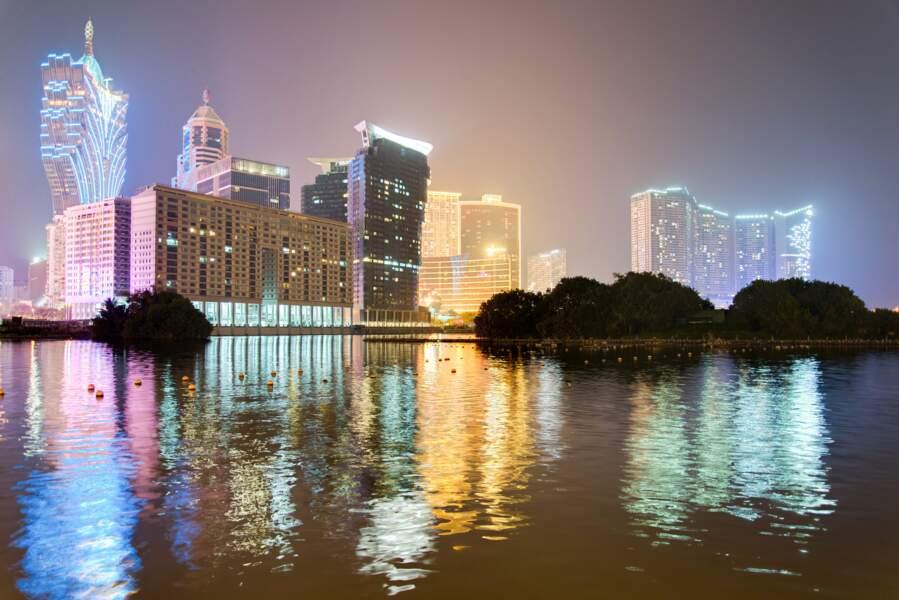 Visiter Macao de jour comme de nuit