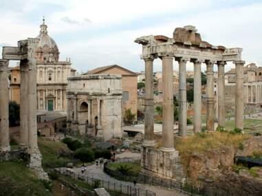 """Les vestiges de la """"première Rome"""""""
