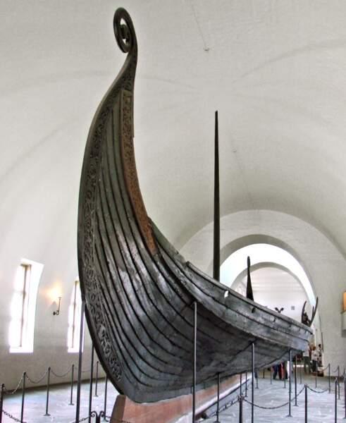 Le navire d'Oseberg