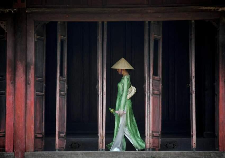 Photo prise au Vietnam par le GEOnaute : berdid21