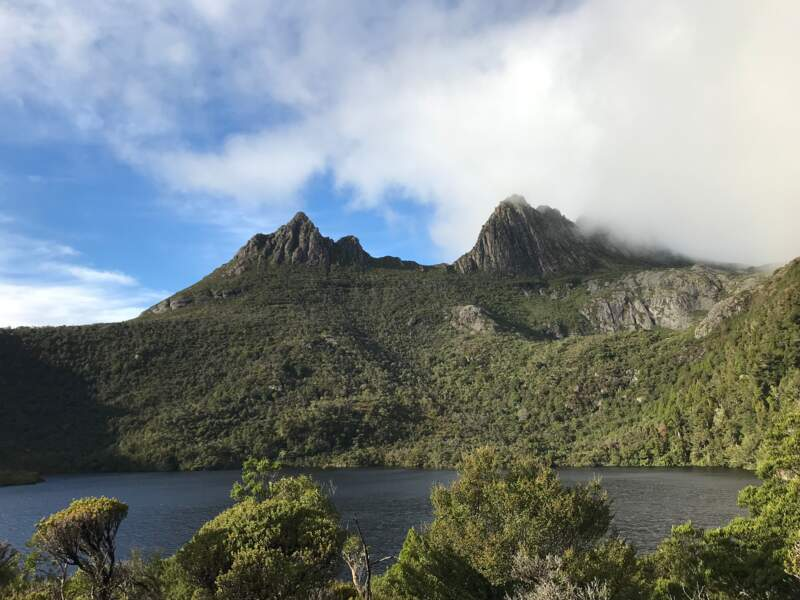 Saluer la majestueuse Cradle Mountain