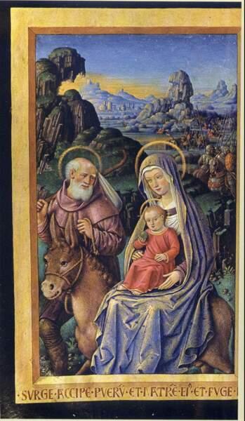 Les Grandes Heures d'Anne de Bretagne, Jean Bourdichon (entre 1503 et 1508)