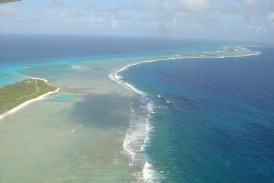 Les îles Marshall